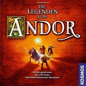 Cover Die Legenden Von Andor