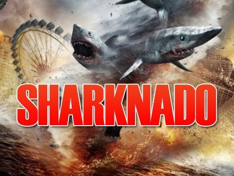 Enough said! Trailer: SHARKNADO