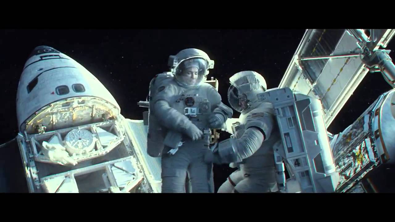 Neuer Trailer: GRAVITY