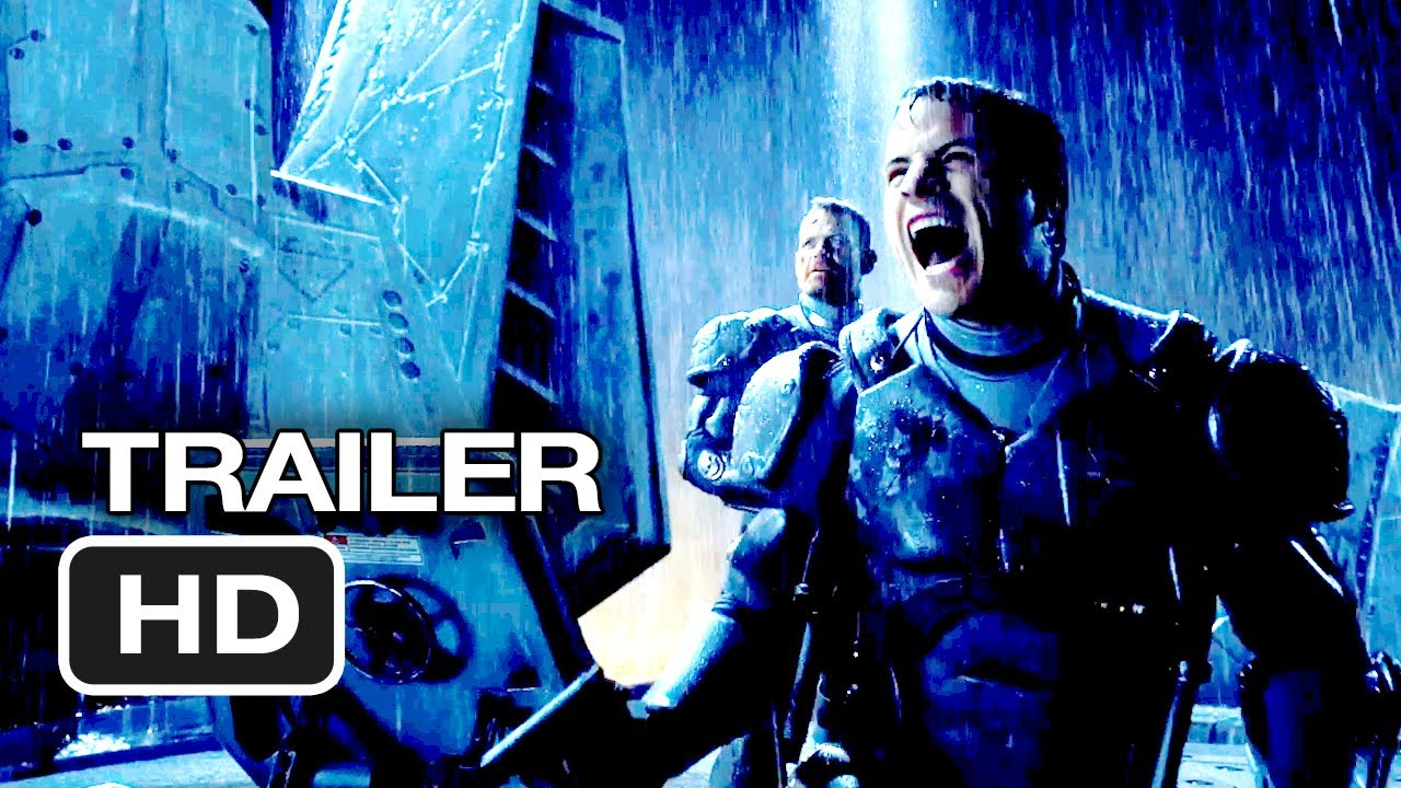 Neuer Trailer: PACIFIC RIM