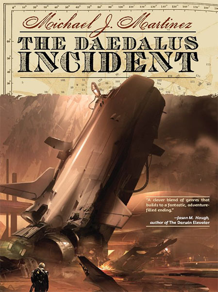 Erschienen: THE DAEDALUS INCIDENT