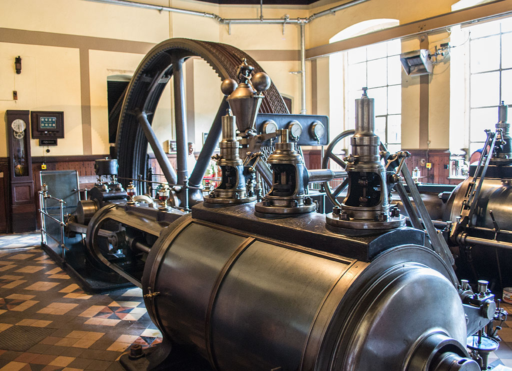 Steampunk Hands Around The World: Inspiration – The Wülfing-Museum