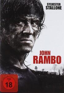 "DVD-Cover ""John Rambo"""