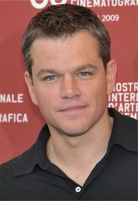 Matt Damon in Christopher Nolans INTERSTELLAR?