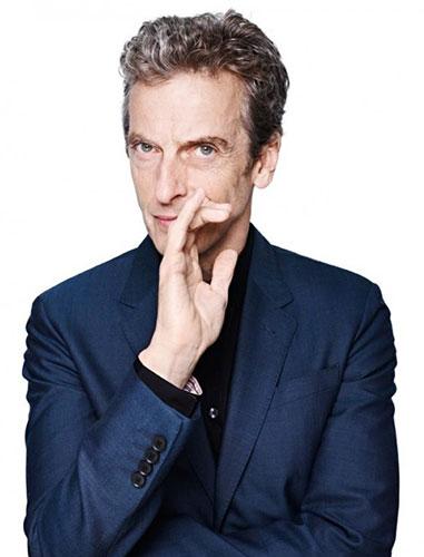 Peter Capaldi ist der zwölfte Doctor