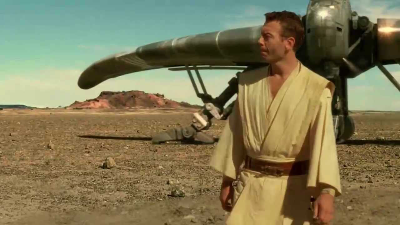 Der Hammer! Trailer: STAR WARS DOWNUNDER