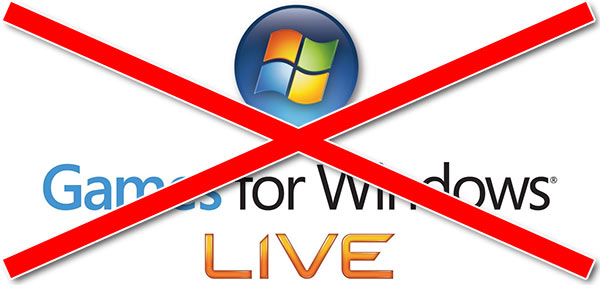 Games For Windows Live wird eingestellt