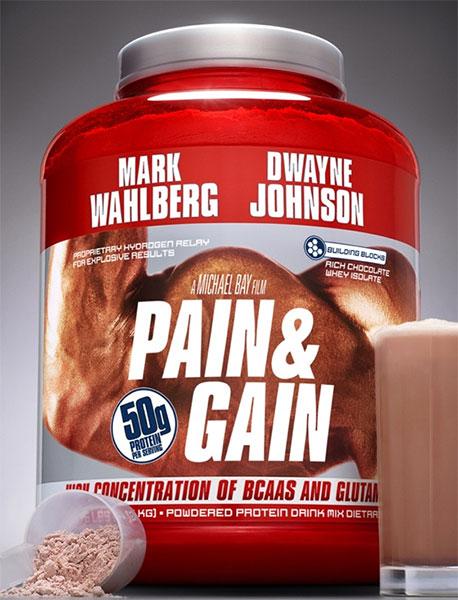 PAIN &GAIN, eine echte Anabolikabombe
