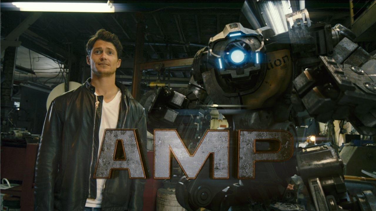 Science Fiction-Kurzfilm: AMP
