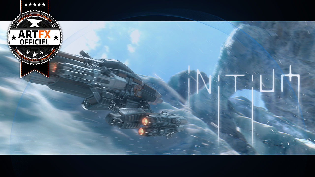 Science Fiction-Kurzfilm: INITIUM