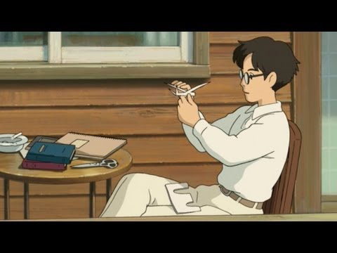 Trailer: Hayao Miyazakis neuer Film THE WIND RISES
