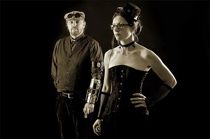 Steampunk, Eiszeit und freie Friesen – Ein Interview mit Judith und Christian Vogt