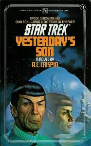 Cover Yesterdays Son