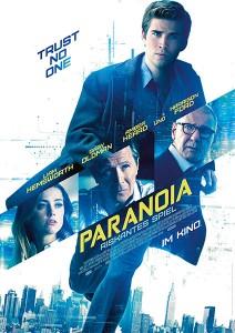 """Poster """"Paranoia"""""""