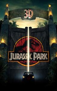 Poster Jurassic Park 3D