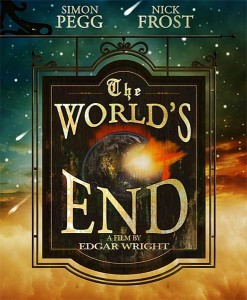 "Poster ""The World´s End"""