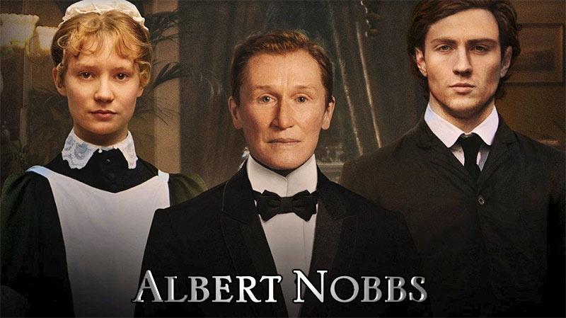 ALBERT NOBBS dient dem Zuschauer