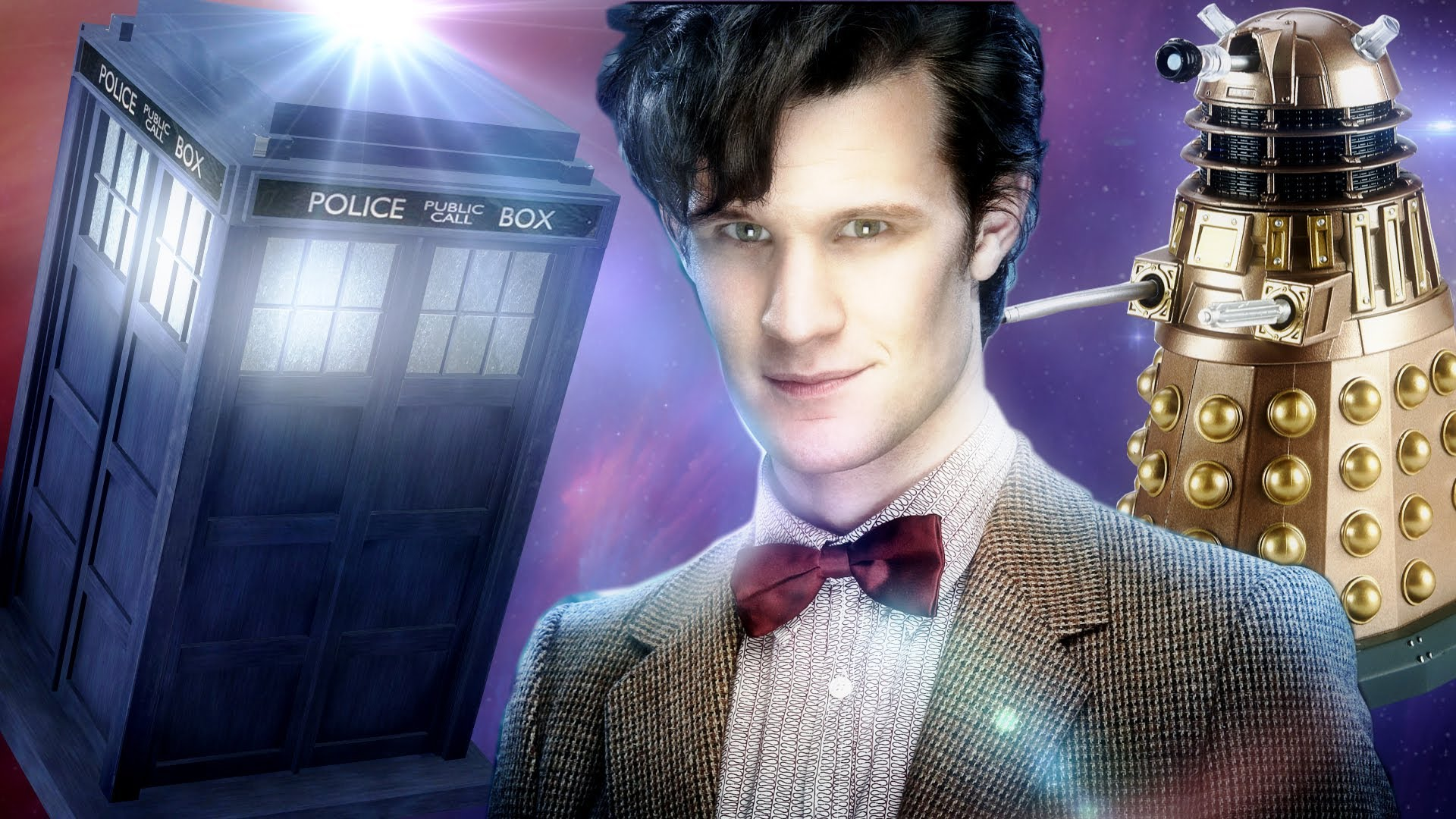 DOCTOR WHO – THE MUSICAL