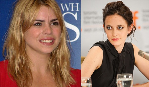 Billie Piper und Eva Green