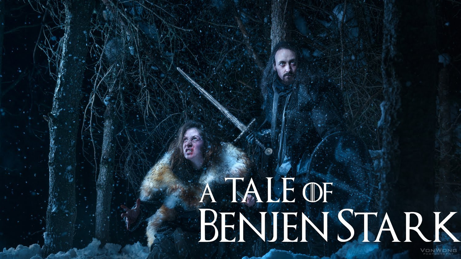 Episch: GAME OF THRONES-Fanfilm – A TALE OF BENJEN STARK
