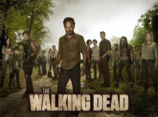 Promofoto THE WALKING DEAD