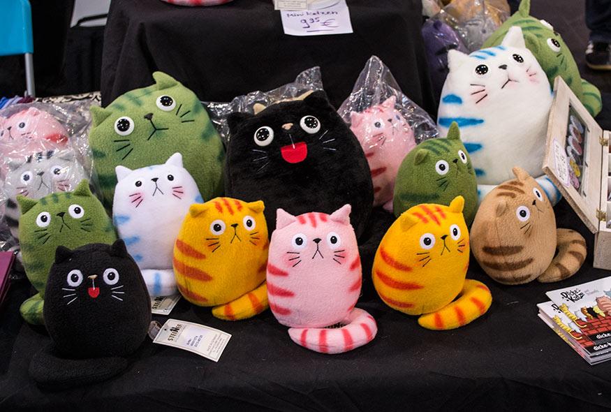 Anime-Katzen