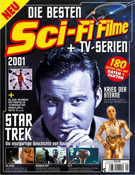 Magazin: DIE BESTEN SCI-FI-FILME + TV-SERIEN