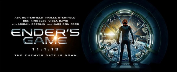 Poster Enders Game