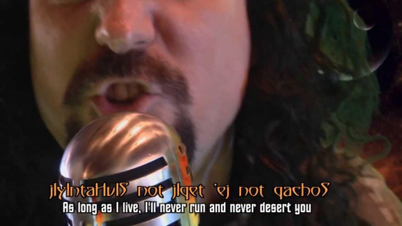 Klingonisches Rickrolling: jIyIntaHvIS not qajegh