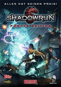 Cover Shadowrun 5
