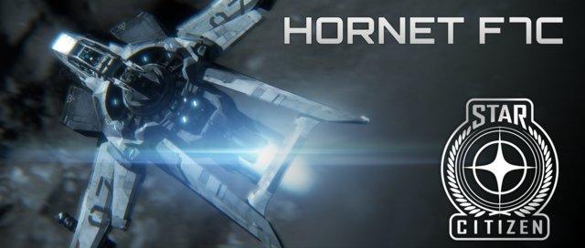 Trailer: STAR CITIZEN-Raumschiffwerbung – Die Hornet