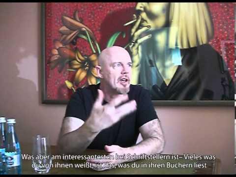 Video-Interview: Tad Williams zum Thema Selfpublishing