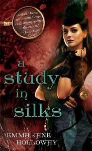 Cover A Study In Silks