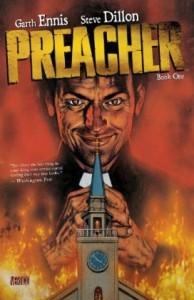 Cover PREACHER 1
