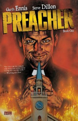 PREACHER-Pilotfilm fürAMC?