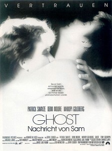 "Poster ""Ghost"""