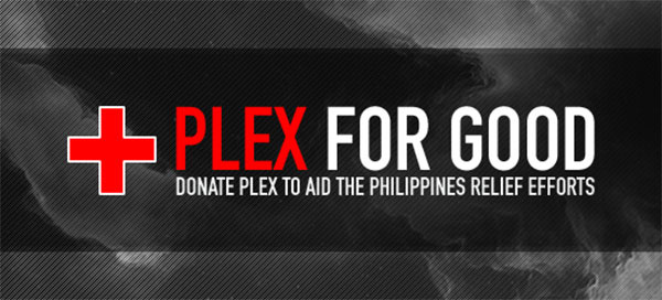 "Logo ""Plex For Good"""