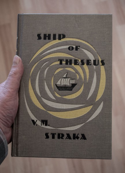 Cover SHIP OF THESEUS