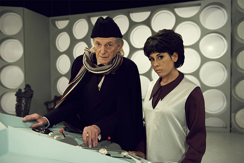 DOCTOR WHO: Termin für AN ADVENTURE IN SPACE AND TIME