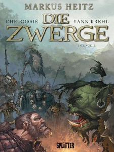 "Cover ""Die Zwerge 01"""
