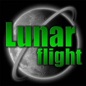 Logo Lunar Flight