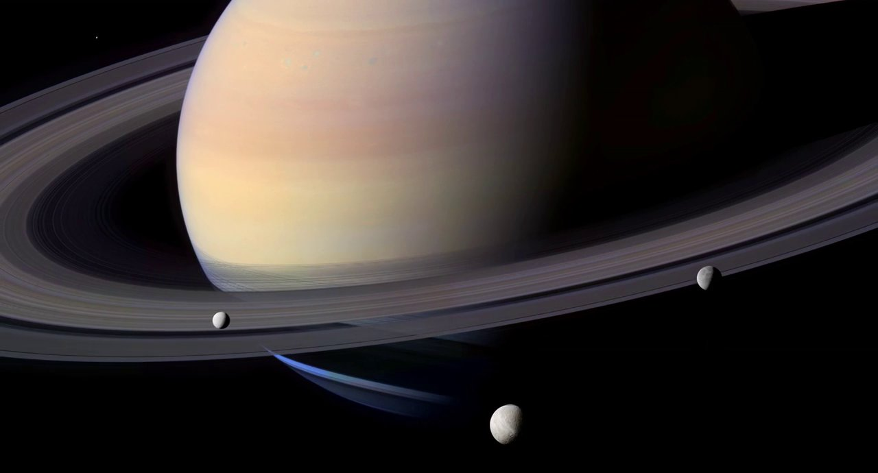 Neuer Teaser: IN SATURN´S RINGS