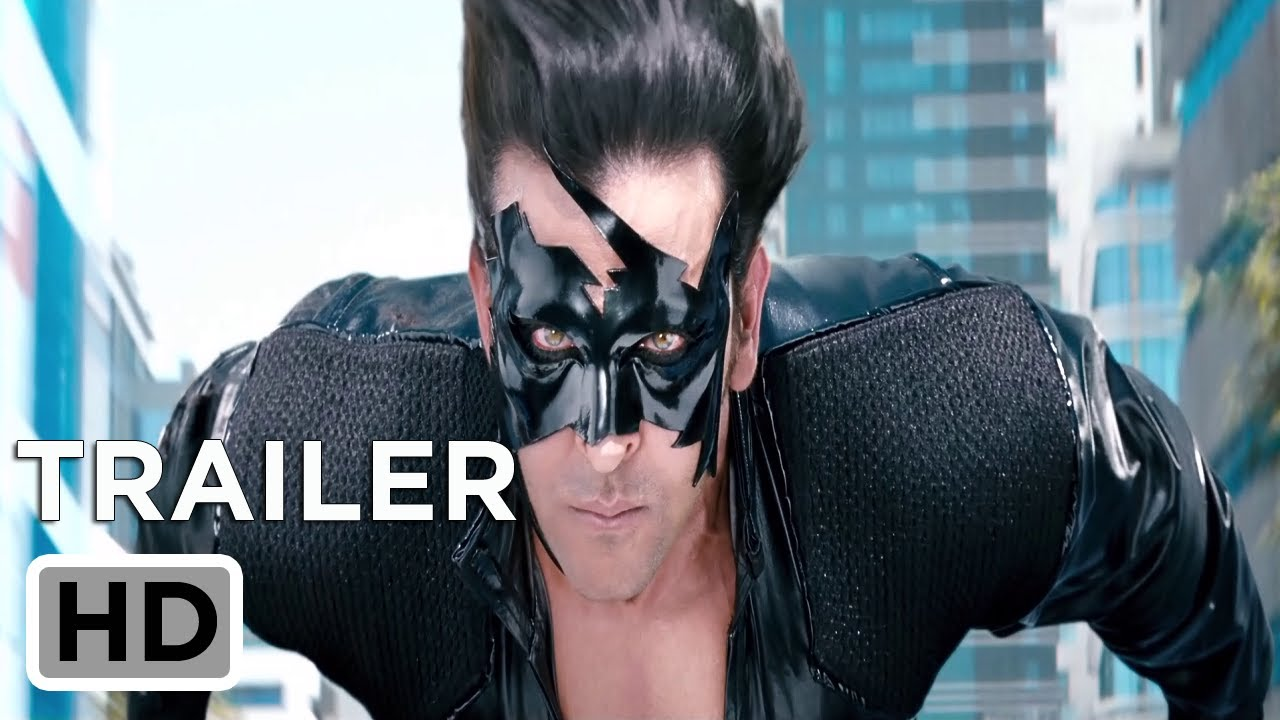 Trailer: KRRISH 3 – Superhelden auf Indisch
