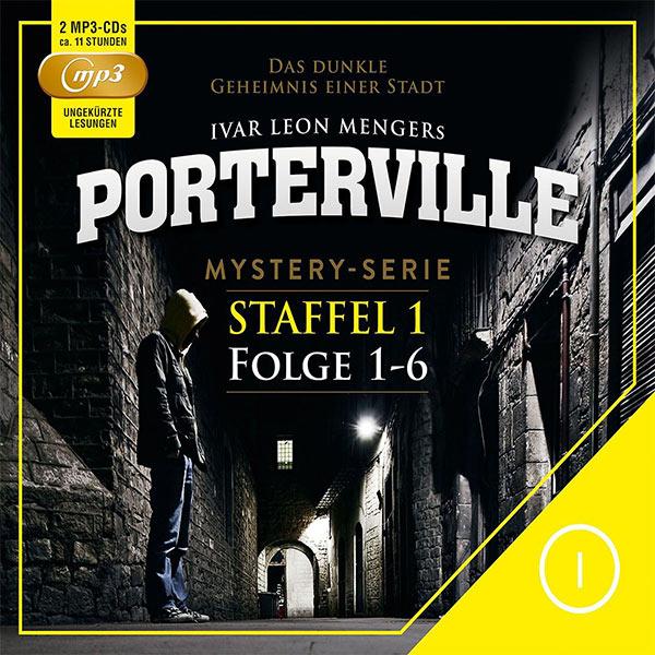 PORTERVILLE – neue Mystery-Hörbuchreihe