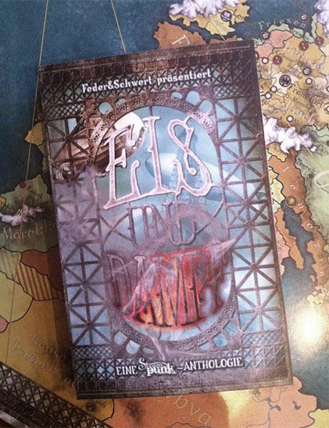 Lovelybooks-Leserunde zu EIS &DAMPF