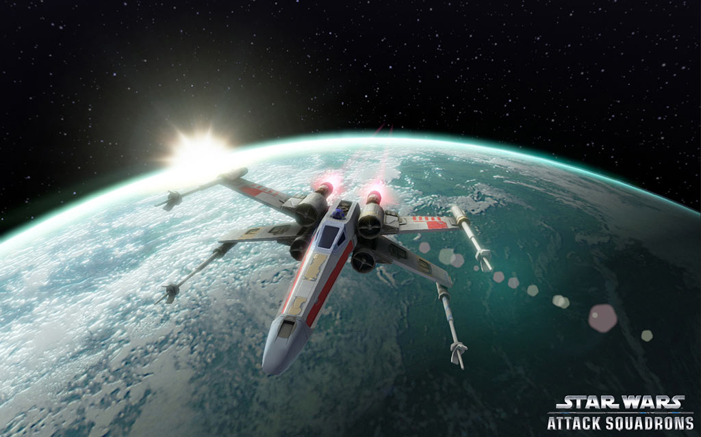 Weggeaxt: STAR WARS ATTACK SQUADRONS