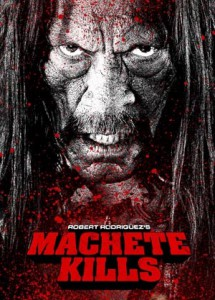 "Poster ""Machete Kills"""