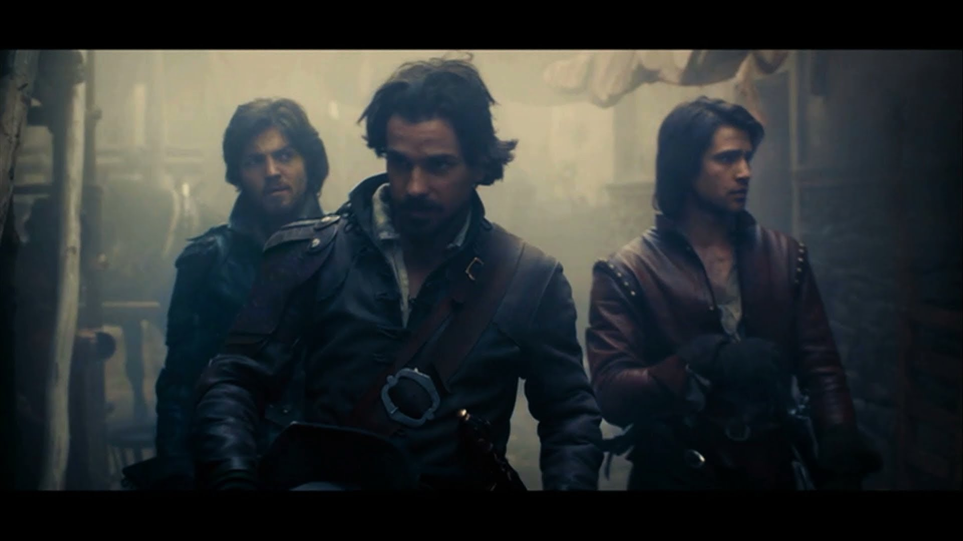 Trailer: THE MUSKETEERS