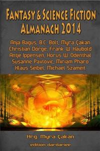 Cover F & SF-Almanach 2014