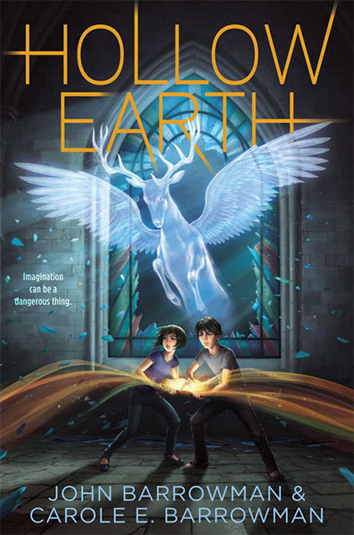 John & Carole E. Barrowman: HOLLOW EARTH